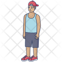 Teenager Boy Young Boy Icon