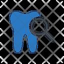 Dental Oral Glass Icon