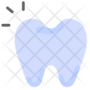 Alert Tooth Warning Icon