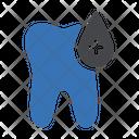 Teeth Oral Blood Icon