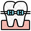 Braces Canine Health Icon