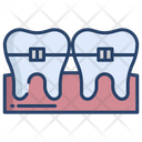Teeth Braces Icon