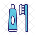Teeth Brush Brush Toothbrush Icon