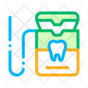 Stomatology Dental Tooth Icon
