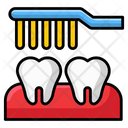 Tooth Health Dental Care Oral Health Icon