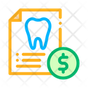 Dentist Stomatology List Icon