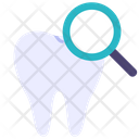 Checking Teeth Healthy Icon