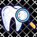 Teeth Checkup Teeth Inspection Dental Checkup Icon