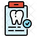 Checkup Data Information Icon