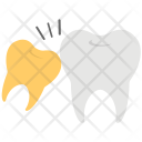Teeth Cheering Icon