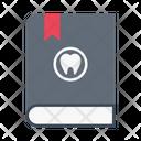 Teeth Customer Book Icon