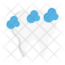 Teeth Damage Dental Icon