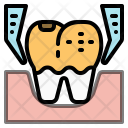 Teeth extraction Icon