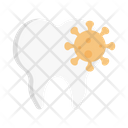 Germs Cavity Oral Icon
