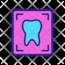 Teeth Image Icon