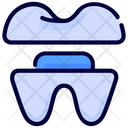 Implant Crown Dental Icon