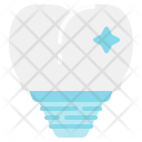 Implants Mouth Dentist Icon
