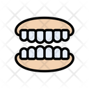 Teeth Oral Face Icon