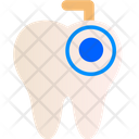 Teeth Pain Point Icon