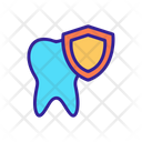 Stomatology Tooth Toothbrush Icon