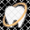 Teeth Oral Shield Icon
