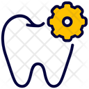 Gear Repair Tooth Icon
