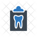 Report Teeth Checkup Icon