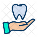 Dental Care Protect Care Icon