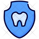 Shield Dental Health Icon