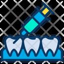 Teeth Syringe Icon