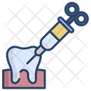 Teeth Syringe Icon