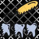 Clean Dentist Teeth Icon