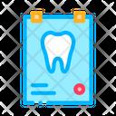 Dental X Ray Image Icon