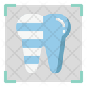Teeth Xray Icon