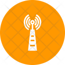 Telecome Tower Communication Icon