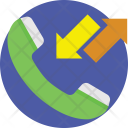Calls Phone Log Icon