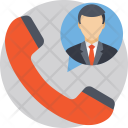 Business Call Calling Icon