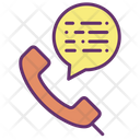 Iphone Chat Telecommunication Call Icon