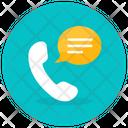 Phone Call Phone Communication Phone Conversation Icon