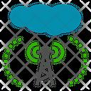 Telecommuting Icon