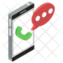 Telephone Selling Telesales Cold Calling Icon