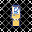 Telemedicine Kiosk Healthspot Icon