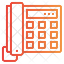 Telephone Landlinee Ring Icon