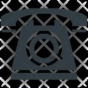 Telephone Phone Set Icon