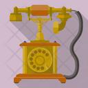 Telephone Vintage Telephone Vintage Icon