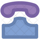 Telephone Landline Telecommunication Icon