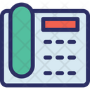 Telephone Phone Contact Us Icon
