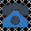 Telephone Landline Communication Icon