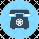 Telephone Phone Contact Icon