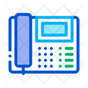 Home Telephone Voip Icon